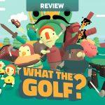 Qu'est-ce que le golf? (Switch) Review - Vooks