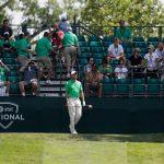 À quoi ressemble un événement du Tour sans fans? Rd. 3 des AT&T National 2012 vous montrent
