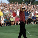 N'oubliez pas le Masters 2001, celui qui a remporté le Tiger Slam